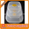 Best quality creative 500ml plastic food container