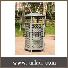 Outdoor Park Garden Cute Ashtray Trash Can (BS55)