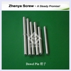 "1/2"" x 2"" Bright Finish Alloy Steel Pull Dowel Pin"