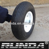 natural rubber cart wheel line pattern 3.50-6