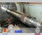 China manufacturer forged ship/boat Rudder stock