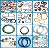 high quality body bushing seat ring bonnet seal ring stem packing for fc gate valve plastic food sealed clip Seal