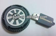 Oem Tire Shape Usb Flash Drive for tire models