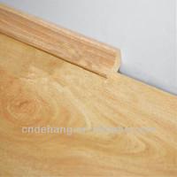 Laminate flooring accessory---concave line/mdf scotia molding