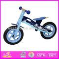 Venda quente da alta qualidade de madeira do bebê bicicleta, novo e popular baby bicicleta, miúdos novo estilo baby bicicleta w16c043