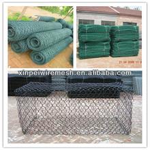 hot sale!!!!factory price!!!PVC Gabion Box&Gabion Baskets&Gabions