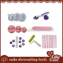 High quality dessert decorator Icing cake decoration