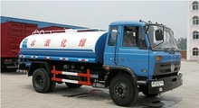 Professional tank truck watering truck for beauty city