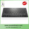 Black 360 Degree Swivel Rotating Bluetooth Keyboard Stand Case for iPad Mini