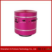 FM/Remote control/Card Rechargeable vibration speaker subwoofer