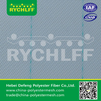 polyester Forming Fabric/100% polyester fabric making machine/sludge dewatering belt fabric