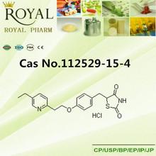 112529-15-4 Pioglitazone hydrochloride-Diabetes drug
