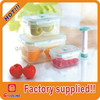 Top quality antique heat resistant food container boxes
