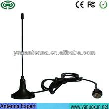 Professional Manufacturing 3dBi Antenna Car Magnetic Antenna Car Outdoor UHF Antenna For Car TV,HDTV