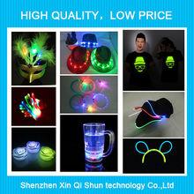 FACTORY SALE cheap LED gift/night light/LED Acrylic bracelet for party