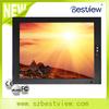 "industrial 17 inch waterproof monitor/17"" waterproof touch screen monitor"