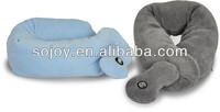 Deluxe Comfort Shiatsu Neck Massage Pillow