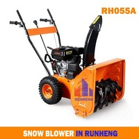 Atv Snow Blower/Mini Garden Tool/Garden Gasoline Snow Blower
