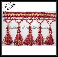 tapestry tassel fringes