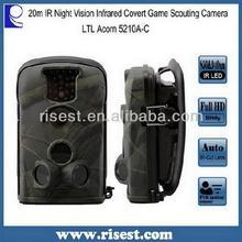 Ltl Acorn 5210A 12MP 36 LED 850nm flashing LED Infrared Digital Waterproof IP Game Camera