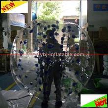 Interesting ball air sports games sports equipment Inflatable sports air ball grass