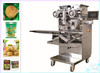 Full automatic green pea cookies making machine