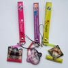 Decorative colorful mobile phone sock lanyard with high quality