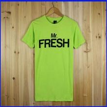 China factory manufacturer oem el t-shirt fresh wholesale clothing man t-shirt