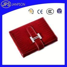 mobile phone wallet set rose color credit card wallet