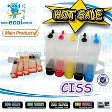 Top value! bulk ink supply system for IP4600 ciss for deskjet printers IP4600,820BK/821BK/C/M/Y(with chip)