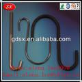 Modificado para requisitos particulares negro s ganchos / óxido negro pequeño s ganchos / varios tipos de alambre s gancho
