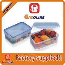 Super quality branded unique design plastic food storage box