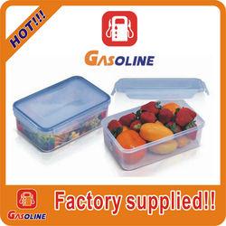 Super quality branded unique design plastic food storage box