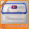 Cheap promotional food grade plastic airtight container