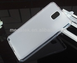 Puding tpu jelly phone case for samsung galaxy Note 3 n9000 ,for samsung galaxy note 3 case