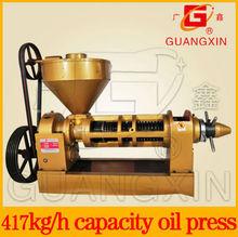 advanced new agricultural oil making machine flax seed oil press machine