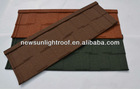 Durability Spanish Red Color Roofing Tile / Types of aluzinc. Corrugated Roofing Sheets/Roofing Material