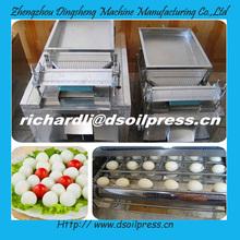 Professional manufacturer quail egg shelling machine/egg sheller