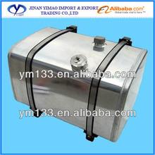 Heavy truck parts aluminium alloy fuel tank