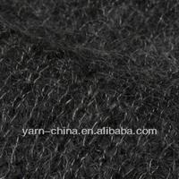 Acrylic Nylon Mohair Knitting Fancy Spray Yarn