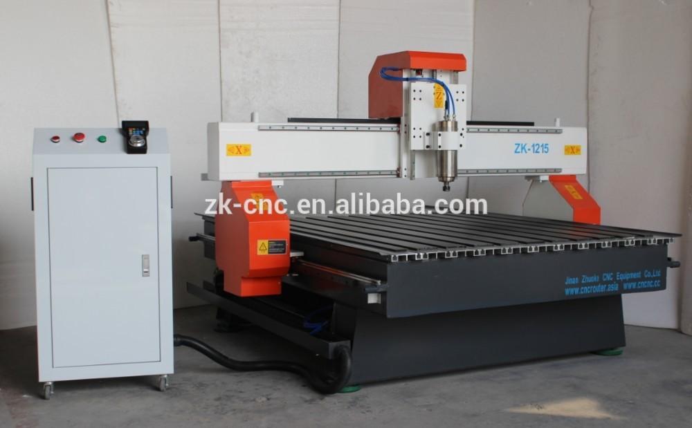 Mach3 Control System CNC Engraving Machine 1200*1500mm/1300*25000mm ZK-1215