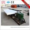 gravity dressing zinc ore copper separation shaking table