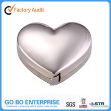 R00002I Promotion gift Heart shape Samll tape measuring/Metal tape measuring