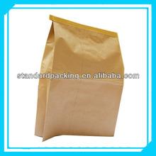 disposable paper bags for flour bag/sack 25kg
