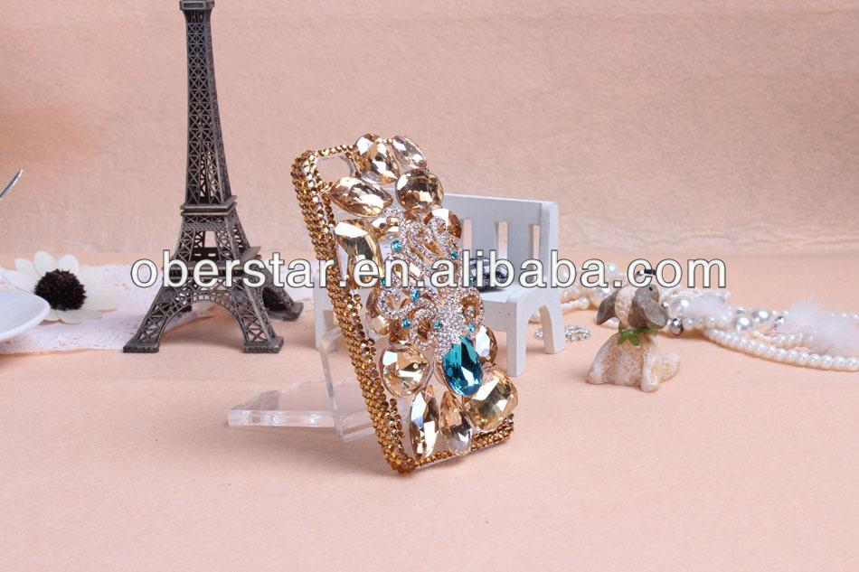Crystal Diamond BLING Hard Case Phone Cover