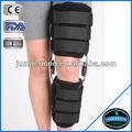 pto orthofix airmesh articulada joelho esquerdo perna cinta de joelho articulada