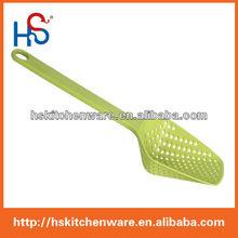 Large Scoop Colander Green,smart kitchen tool 1233