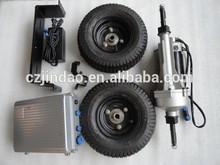 Column Motor power hand truck kit
