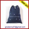 2015 new design christmas decoration high quality christmas gift bag christmas velvet gift bag with good quality wholesale