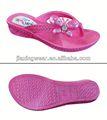 Yeni stil yarım topuk ayakkabı sandalet ayakkabı ve promosyon, ışık ve comforatable